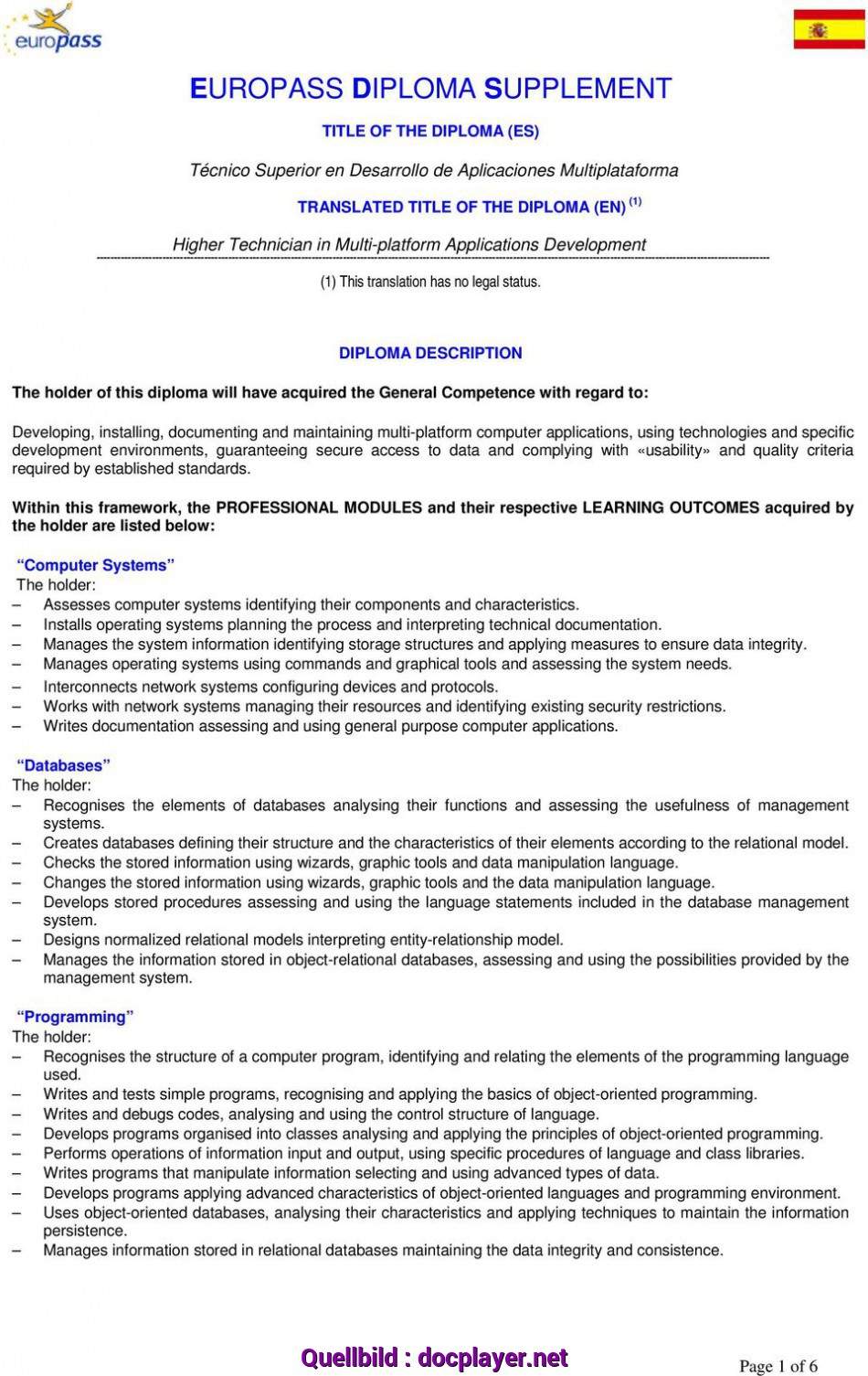 Experte 2 Markup Language, Information Management Systems Recognises, Characteristics Of The