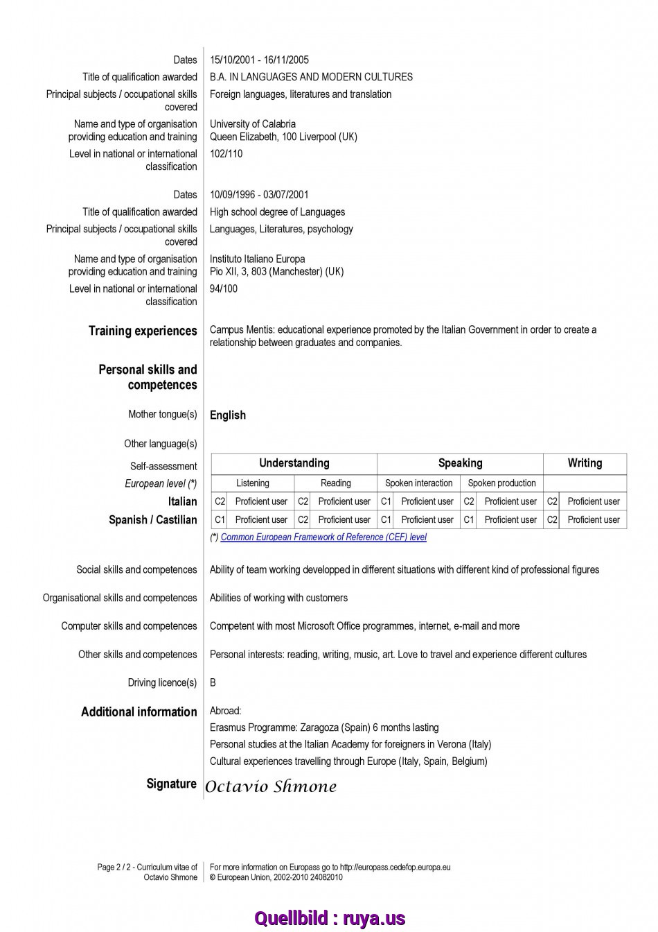 Akzeptabel Cv In English Junior Accountant Cv Resumes Maker Guide With Accountant Cv Format Ms Word And