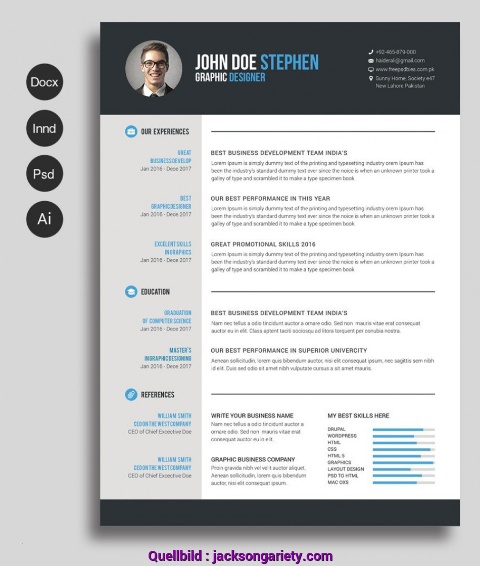 Neueste Resume Templates Word Download Lovely Template Pour Cv Word Inspirierend Layout Lebenslauf Word