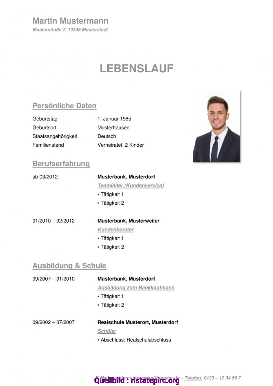 Akzeptabel 36 Placement Muster Lebenslauf To Success