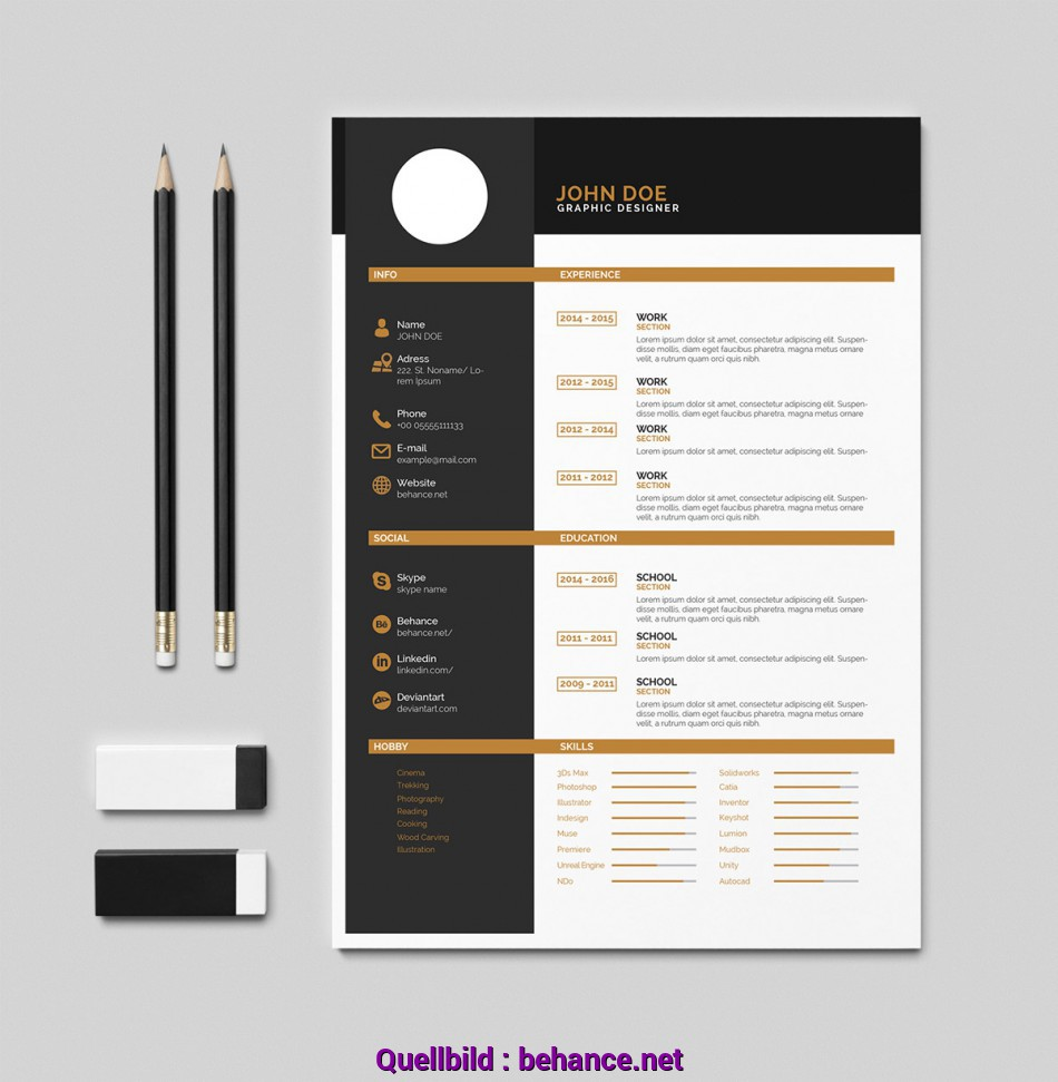 Komplex Free Cv (Resume) İndesign +, Template On Behance
