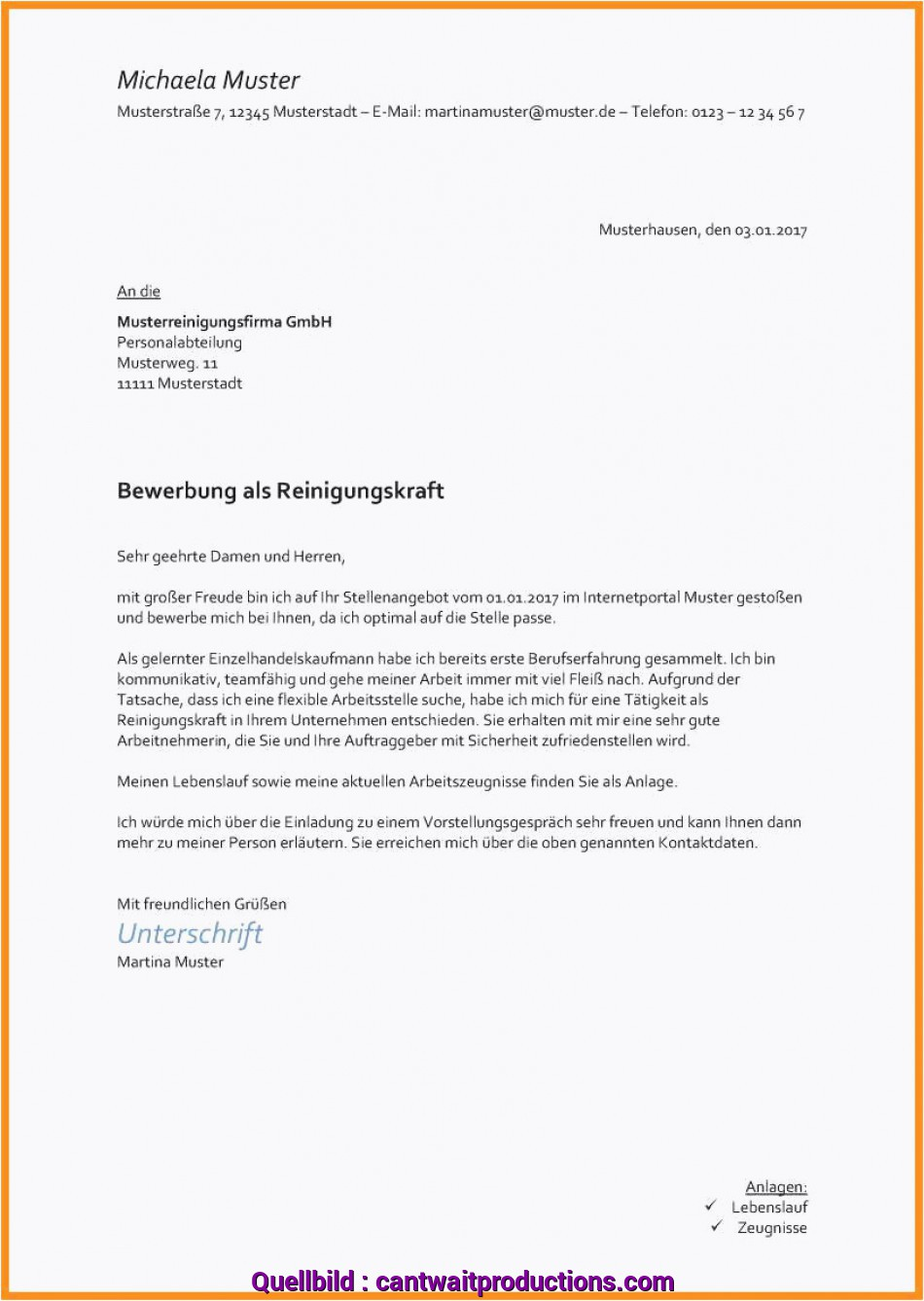 Kostbar 16+ Musterbewerbung 2017, Cant Wait Productions