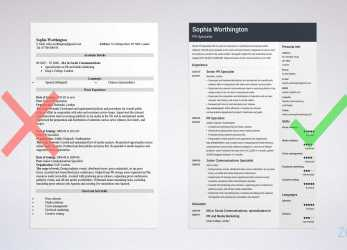 Wertvoll How To Write A CV, A, In 7 Easy Steps (15+ Examples)