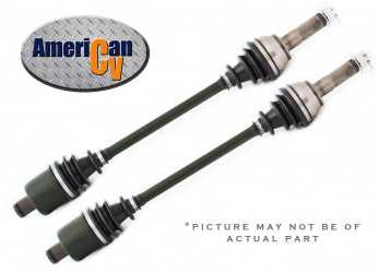 Kostbar ... 2013-2016 POLARIS RANGER, XP, RUGGED TERRAIN REAR, CV AXLE SET