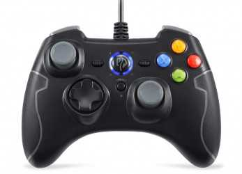 Perfekt PS3 Gamepad, Joystick Für Spiele, Kabel, Dual-Vibration, Turbo, Fronttasten Für Windows / Android /, / TV Box, MEHRWEG