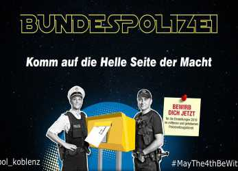Briliant Bundespolizei Koblenz On Twitter: