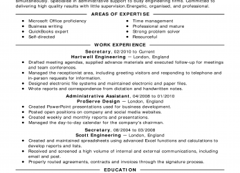 Großartig 8 Professional Senior Manager & Executive Resume Samples, LiveCareer