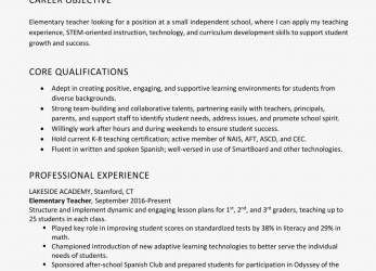 Kostbar Resume Objective Examples, Writing Tips