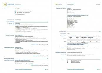 Oben Cv Ideas, Curriculum Vitae Examples, Cv Examples, It, Pinterest Design