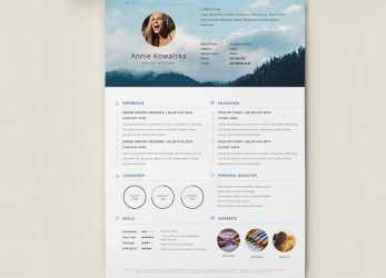 Gut Free Resume Templates: 18 Downloadable Resume Templates To Use