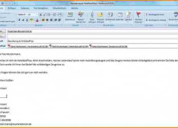 Neueste 47, To Write E Mail Bewerbung Muster Interview : Bewerbung