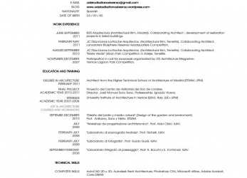 Briliant Sample Resume, English Teacher Job. Cv Resume English Teaching