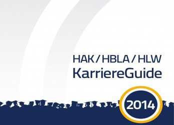 Frisch HAK / HBLA /, KarriereGuide 2014 By Business Cluster Network GmbH, Issuu