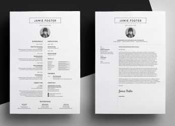 Experte 70 Well-Designed Resume Examples, Your Inspiration