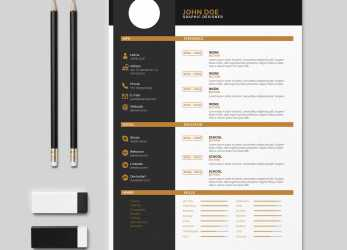 Oben Free Cv (Resume) İndesign +, Template On Behance