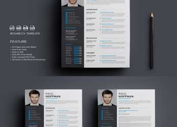 Qualifiziert 40 Best 2019'S Creative Resume/CV Templates, Printable DOC
