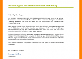Prime 15+ Bewerbung Muster Minijob, Cant Wait Productions