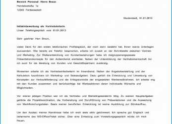 Experte 4 Blindbewerbung Muster Invitation Templated Intended, … With