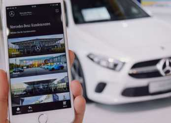 Komplex Die Mercedes-Benz Kundencenter App
