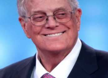Original David Koch, Wikipedia