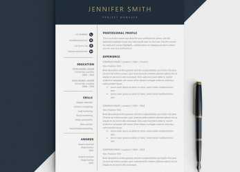Komplett Top 14 Best Resume Templates To Download In 2019 [Also Great, CV]