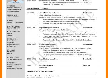 Beste Curriculum Vitae European Format Word .Cv-Template-Romana -Best-Of-Awesome-Collection-Cv-Sample-Format-In-Ms-Word-Resume-Of-Cv -Template-Romana.Png