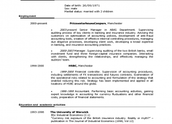 Ausgezeichnet Good Format Of Cv American Curriculum Good Resume Examples Phwcnp