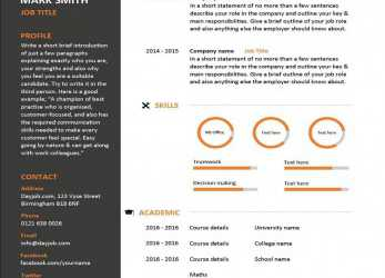 Gut Free Downloadable CV Template Examples, Career Advice,, To Write A, Curriculum Vitae, Library #Resumetemplatefree