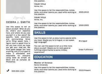 Ausgezeichnet 008 Cv Template Word Downloadesume, Microsoftefrence Free Templates Of Fabulous