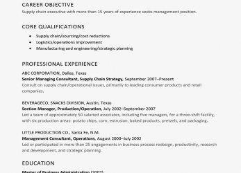 Ausgezeichnet The Difference Between A Resume, A Curriculum Vitae